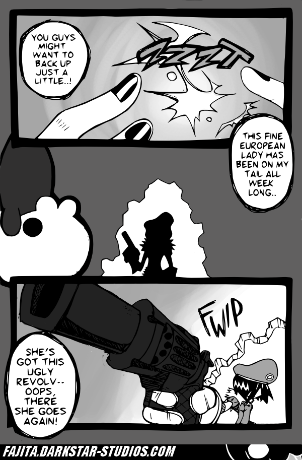 Fajita Comic #18