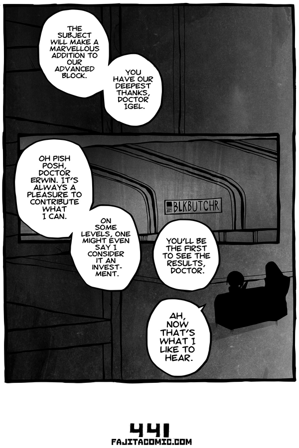 Comic #441 Investment