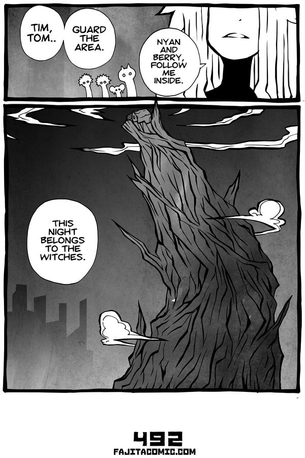 Comic #492 Precautions Pt 03