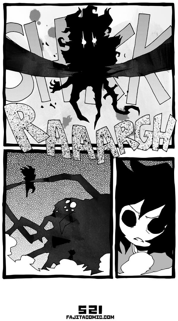 Comic #521 Pinned