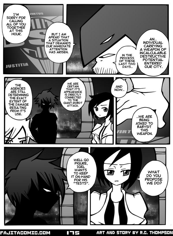 Fajita Comic #175