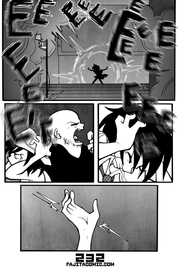 Comic #232 Deafening