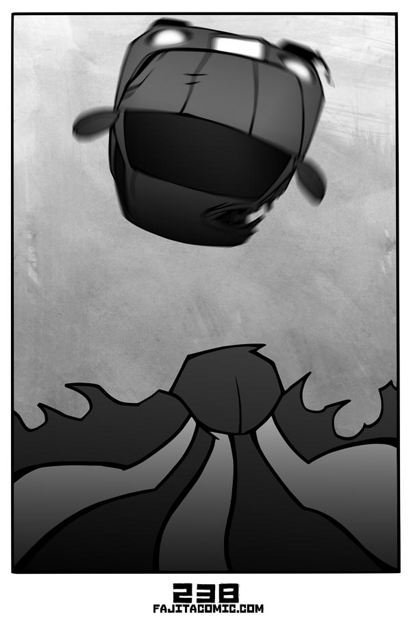 Comic #238 Projectile