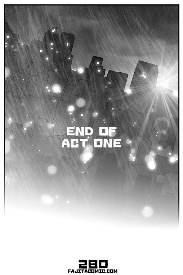 Comic #280 Sunrise
