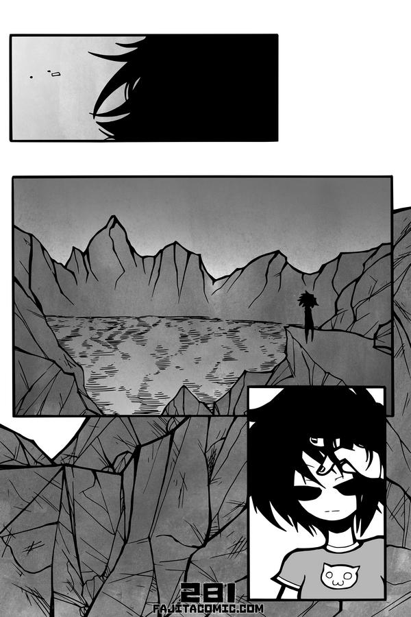 Comic #281 Overlook