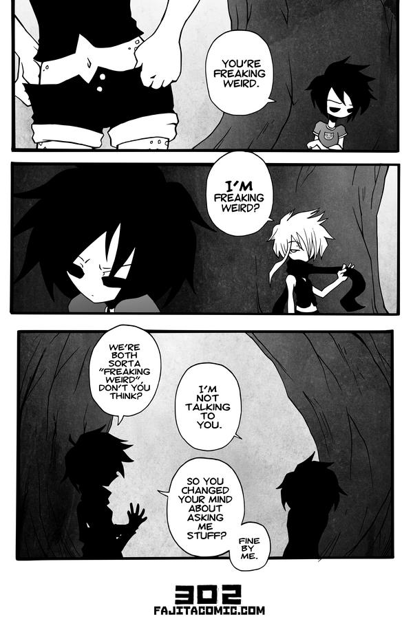 Comic #302 Weird