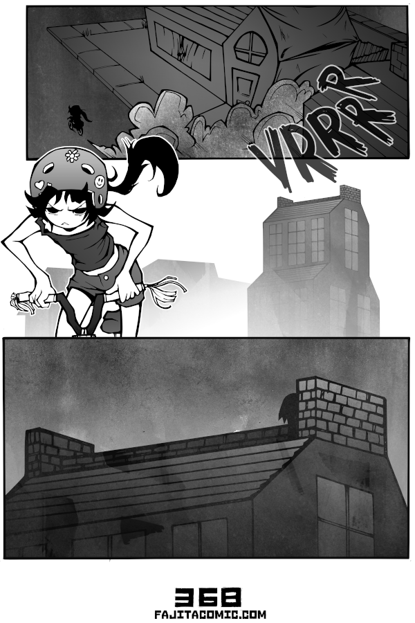 Comic #368 Floorin' It