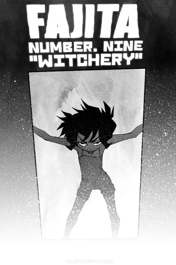 Number Nine: Witchery