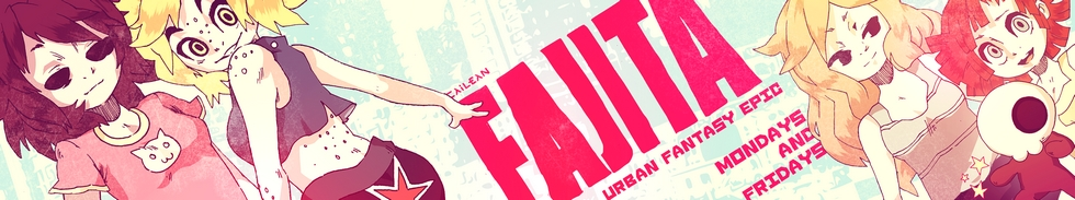 Fajita: Urban Fantasy Epic — Mondays and Fridays