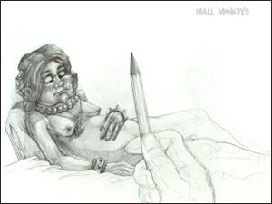 Brad Figure Drawing
